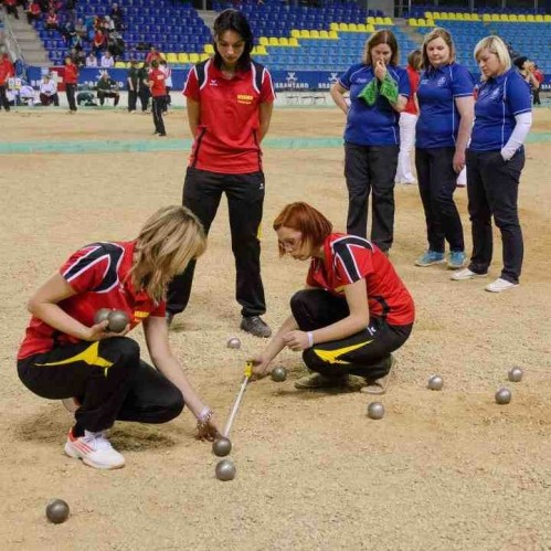 Scotland Ladies 3rd in Nations Cup