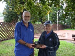 Perth Petanque Frank Malcolm Memorial