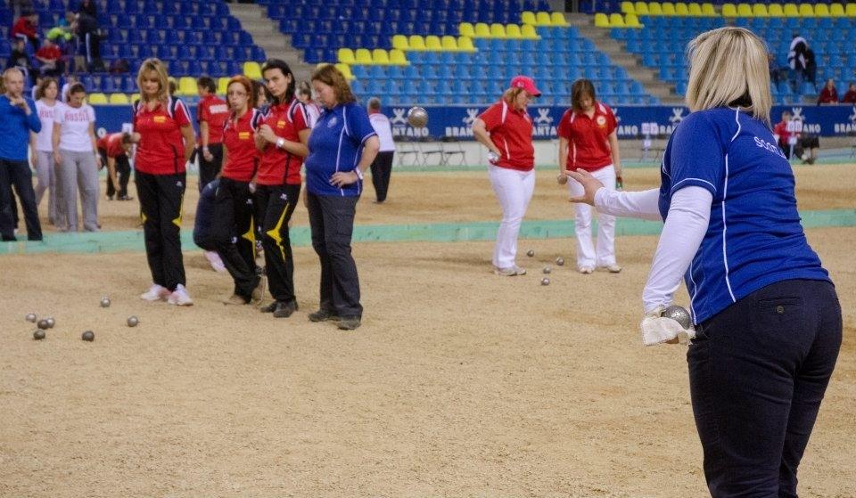 Report: CEP – European Championship – Women 2012